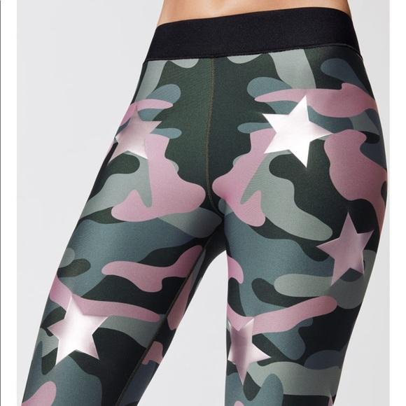 c8d6a2be67feb UlTRACOR Pants | Sprinter Silk Camo Knockout Leggings | Poshmark